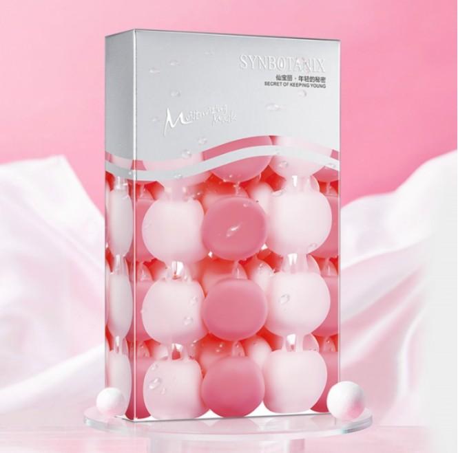 【热文】仙宝丽水多多面膜高效补水养出水润清爽肌肤