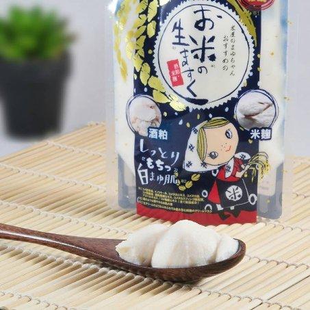 日本热销人气面膜,米屋酒粕面膜正式登陆天猫!