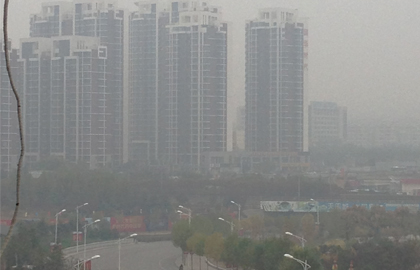近日雾霾频发致呼吸道病患者增加