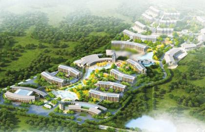 泰安:山东泰山社会福利中心开建