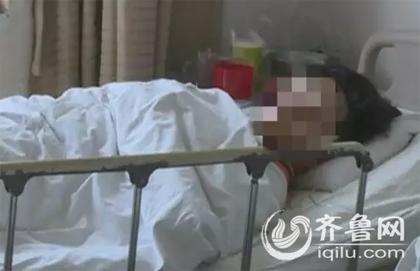 拒绝同学索要5元钱 宁阳17岁男孩被打进医院