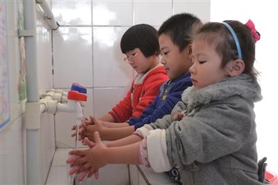 宁阳伏山镇中心幼儿园培养良好习惯促进幼儿健康成长